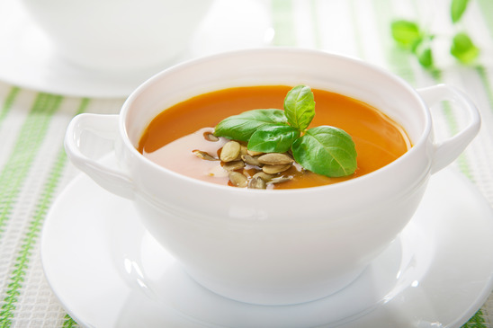 Healthy Pumpkin Soup
